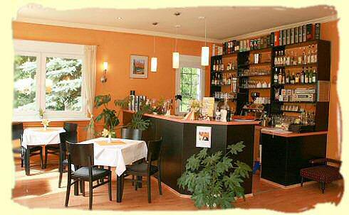 Das Restaurant Schönblick in Woltersdorf